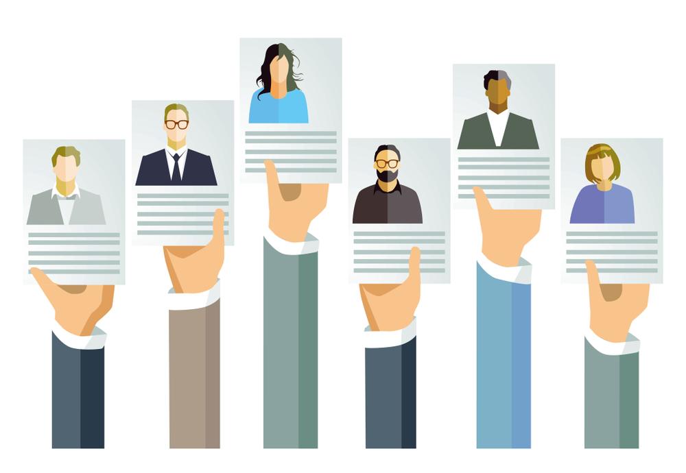 Applicants' CVs